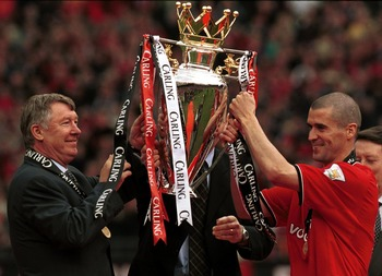 Sir Alex, Roy Keane