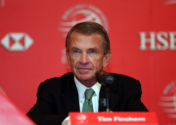 PGA Tour Commissioner Tim Finchem announced the new wrap-around scheduling to start this year.