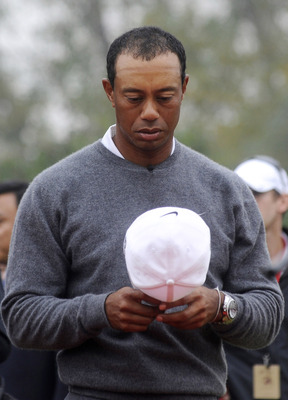 Tiger Woods is wondering when he will win another major.