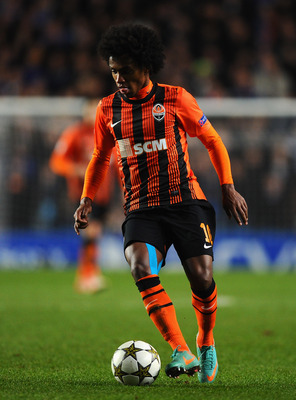 Is Villas-Boas after Shakhtar Donetsk's Willian?