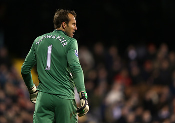 Mark Schwarzer has been a success at Fulham and Middlesbrough in the Premier League.