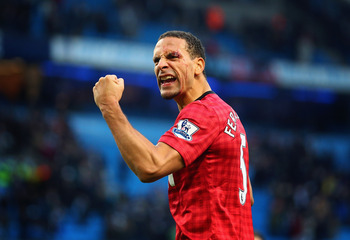 Rio Ferdinand has been an inspiration for Manchester United during his time at the club.