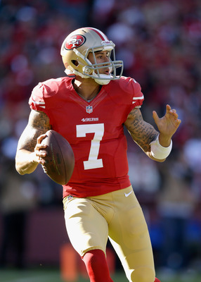 The maturation of Colin Kaepernick will reveal itself in full form as the 49ers enter the playoffs.