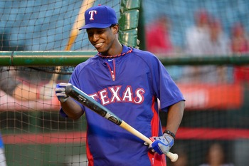 Can highly touted prospect Jurickson Profar step up in 2013 for the Texas Rangers?