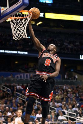 Post image for Chicago Bulls Cure New Year's Hangover With Win Over Magic