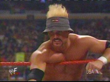 Scotty 2 Hotty was rocking this rough hairstyle as he danced with Too Cool. Photo Courtesy of invisionfree.com