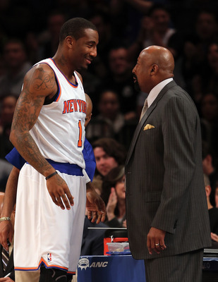 Stoudemire says he is willing to become a 'student' of defense under Mike Woodson