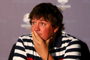 Jason Dufner is a thoughtful, intelligent individual.