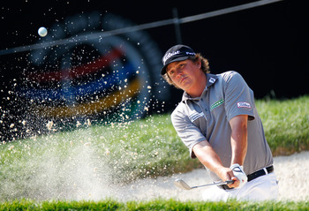 Jason Dufner was a much better scrambler in 2012.