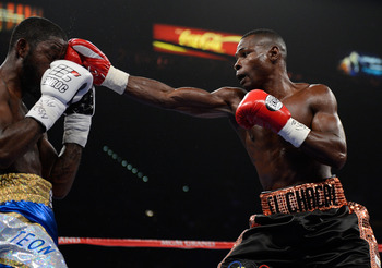 Rigondeaux has made an immediate impact in the sport.