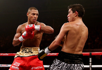 Brook will have a chance to show his worth against Devon Alexander.