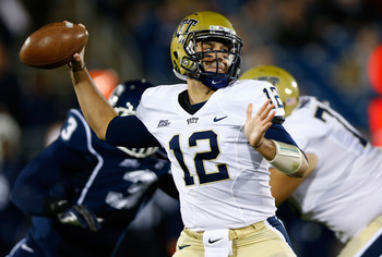 QB Tino Sunseri will lead Pitt into the BBVA Compass Bowl.
