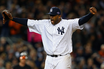 CC Sabathia should have another huge season for the Yankees in 2013.