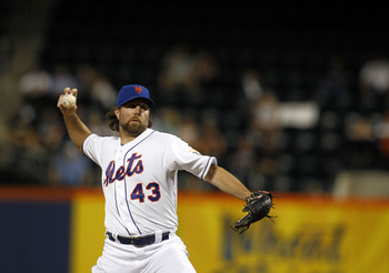 The Blue Jays went all out in this offseason and traded for 2012 NL Cy Young winner R.A. Dickey.