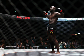 Almost all of Melvin Manhoef's wins have come via knockout.