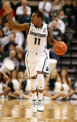 Keith Appling has healthy competition in the race for title of Big Ten's best guard.