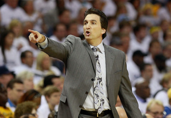 As strange as it sounds, Vinny Del Negro is a surprise candidate for Coach of the Year.