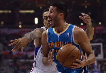 Greivis Vasquez has stepped up his playmaking to an impressive degree.