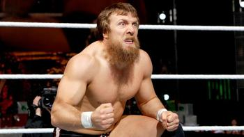 Daniel Bryan will be one of the smaller competitors in this year's Royal Rumble. Photo: WWE.com.