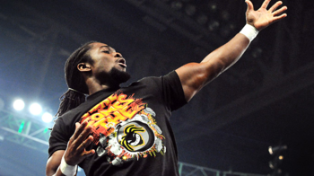 Kofi Kingston is always a delight to watch in the Royal Rumble. Photo: WWE.com.