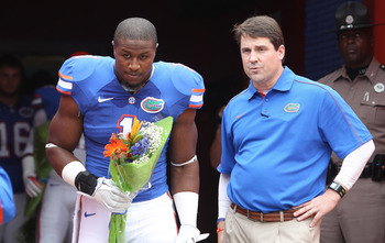 A tough way to finish a great career in Gainesville.