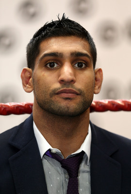 Amir Khan