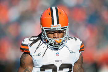 Trent Richardson- Cleveland Browns