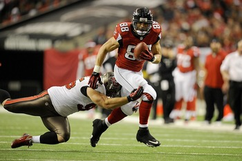 Will Tony Gonzalez wind up going out on top?