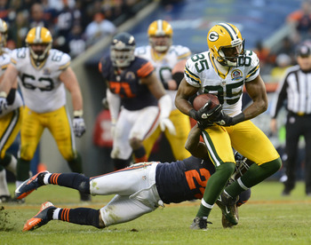 Greg Jennings will be auditioning for a new team in 2013.