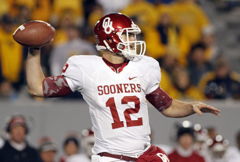 Landry Jones has fallen short of his Sooners predecessors.