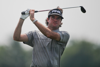 Bubba Watson starts slicing and dicing courses again this week.