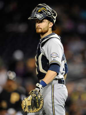 Need a catcher late? Jonathan Lucroy will likely still be on the board.