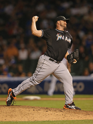 Heath Bell was a top closer. Then 2012 happened.
