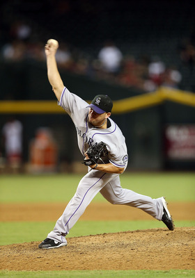 Rafael Betancourt could provide some saves in the later rounds.