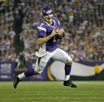 Can Christian Ponder come up with a strong playoff performance?