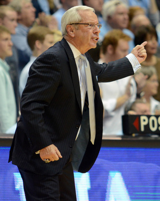 North Carolina coach Roy Williams runs an elite program.