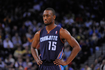 Charlotte Bobcats' Kemba Walker