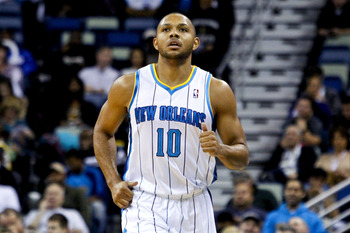 New Orleans' Hornets Eric Gordon