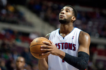 Detroit Pistons Andre Drummond