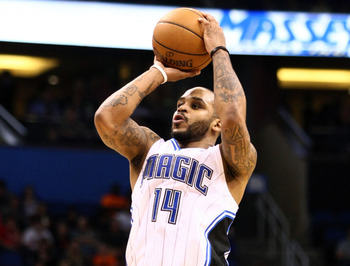 Orlando Magic's Jameer Nelson