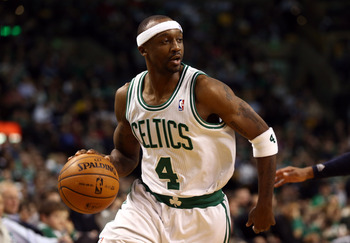 Boston Celtics' Jason Terry