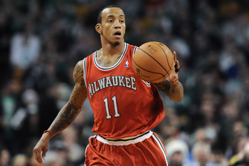 Milwaukee Bucks' Monta Ellis