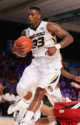 Mizzou small forward Earnest Ross may not only have a future in the NBA, but possibly in another professional sports league as well.