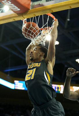 Mizzou power forward Laurence Bowers has recovered nicely from a torn ACL, but will the injury hurt his NBA draft stock?
