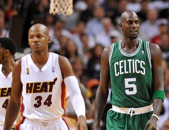 Ray Allen's on the Heat's side now, but Boston still has players that the Heat respects.