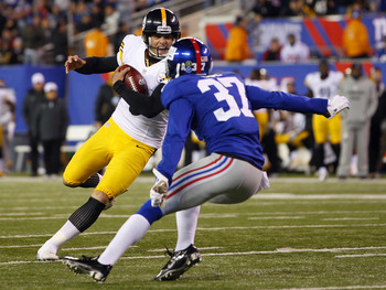 Was Shaun Suisham a better option than Isaac Redman when the Steelers needed one year?