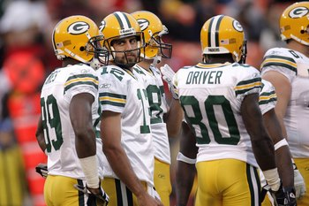 Aaron Rodgers and the Packers would face a stiff test in the 49ers' defense.