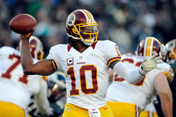 Could RG3 go into Lambeau and win the NFC Championship? Madden says yes.