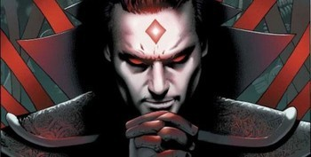 Randy Orton DOES look like Mr. Sinister. Image by Marvel