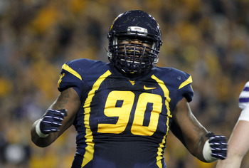 Shaq Rowell will return to anchor the middle of a deep WVU DL unit.